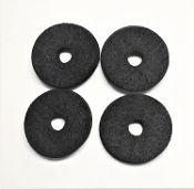 Dana Dolly Felt Washer Set of 4